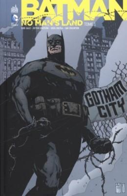 vignette de 'Batman-no man's land n° 1<br /> Batman (scénario, Bob Gale, Ian Edginton, Devin Grayson... [et al.])'