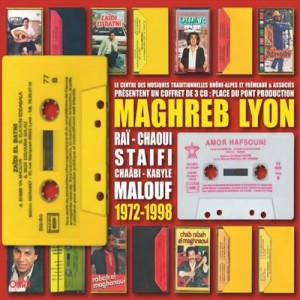 vignette de 'Maghreb Lyon (Mokhtar Mezhoud)'