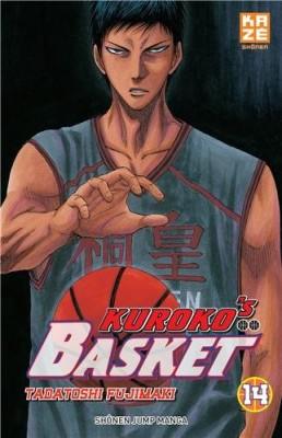"Afficher ""Kuroko's basket n° 14"""
