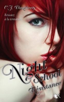 """Afficher """"Night school n° 4 Résistance"""""""