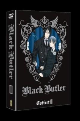 """Afficher """"Black Butler n° Coffret 3 Black butler"""""""