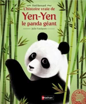 """Afficher """"L'histoire vraie de Yen-Yen le panda géant"""""""