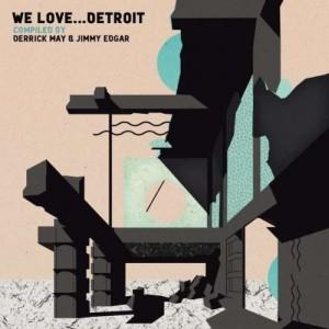 "Afficher ""We love Detroit"""