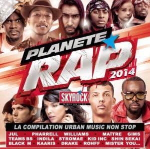 """Afficher """"Planète rap 2014"""""""