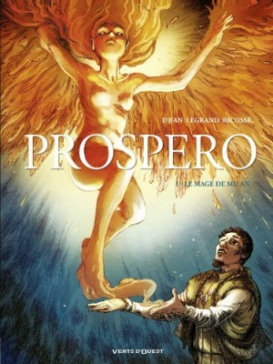 vignette de 'Prospero n° 01<br />Le mage de Milan (Jean-Blaise Djian)'