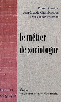 """Afficher """"Le Métier de sociologue"""""""