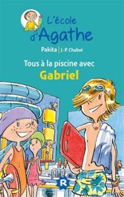 """Afficher """"L'Ecole d'Agathe n° 22 Tous à la piscine avec Gabriel"""""""