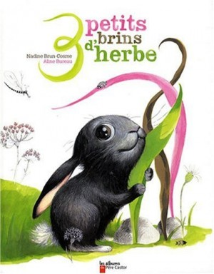 vignette de '3 petits brins d'herbe (Nadine Brun-Cosme)'