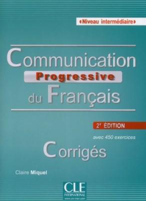 """Afficher """"Communication progressive du français, niveau intermédiaire"""""""