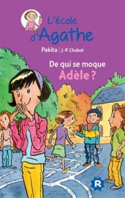 """Afficher """"L'école d'Agathe n° 21 De qui se moque Adèle ?"""""""