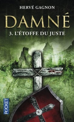 "Afficher ""Damné n° 3 L'Étoffe du juste"""