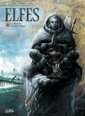 """Afficher """"Elfes n° 6La mission des elfes bleus"""""""