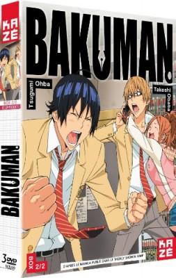 """Afficher """"Bakuman n° 1.2 Bakuman - Saisons 1 - Box 2/2"""""""
