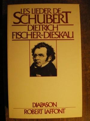 """Afficher """"Les Lieder de Schubert"""""""