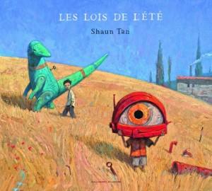 vignette de 'Lois de l'été (Les) (Shaun Tan)'