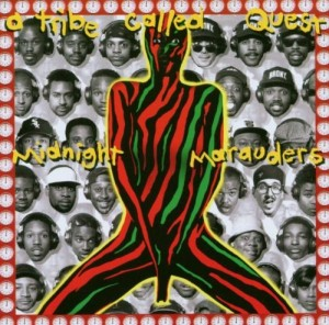 "Afficher ""Midnight marauders"""