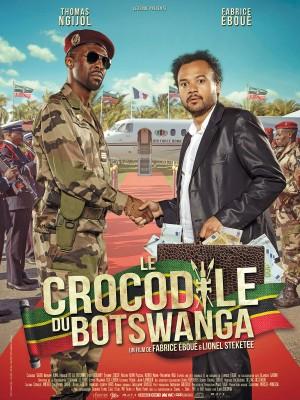 vignette de 'Le crocodile du Botswanga (Fabrice Eboué)'