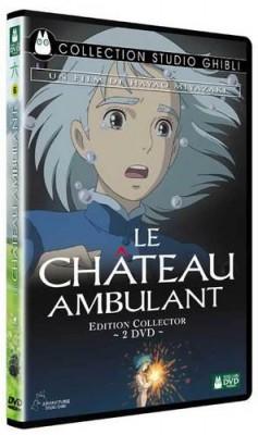 """Afficher """"Le château ambulant"""""""