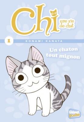 """Afficher """"Chi une vie de chat n° 1 Un chaton tout mignon"""""""