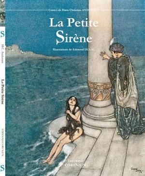 """Afficher """"La petite sirène ; (suivi de) Conte du vent"""""""