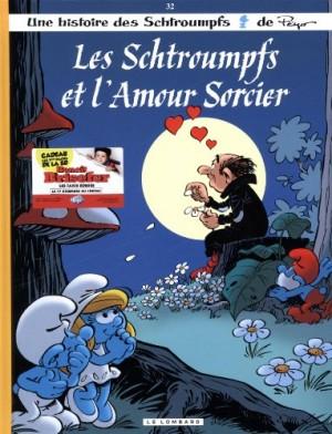 """Afficher """"Les Schtroumpfs n° 32 Les Schtroumpfs."""""""