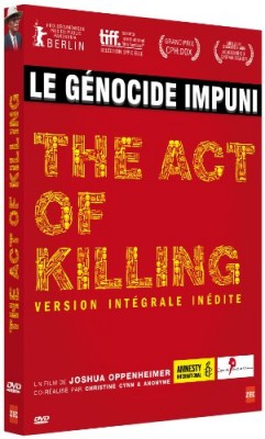 "Afficher ""The Act of Killing"""