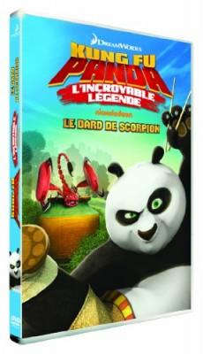 """Afficher """"Kung fu panda - L'incroyable légende - Vol 2 : Le dard de scorpion"""""""