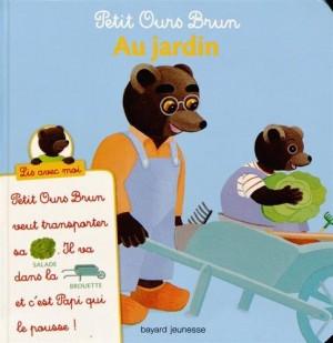 """Afficher """"Petit Ours brun Au jardin"""""""