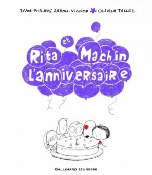 """Afficher """"Rita et Machin n° 12 L'anniversaire"""""""