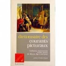 """Afficher """"Dictionnaire des courants picturaux"""""""