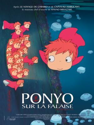 """Afficher """"Ponyo sur la falaise"""""""
