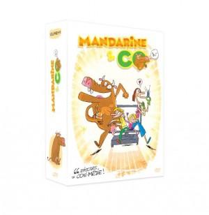 "Afficher ""Mandarine & Cow n° 2"""