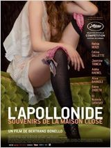 "Afficher ""Apollonide, souvenirs de la maison close (L')"""