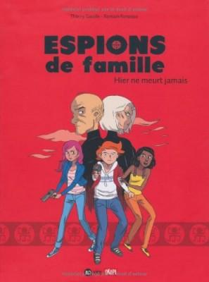 """Afficher """"Espions de famille."""""""