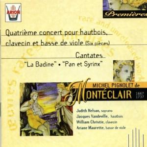 """Afficher """"Quatrième concert pour hautbois, clavecin et basse de viole"""""""