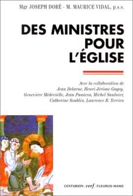 """Afficher """"Des ministres pour l'Eglise"""""""