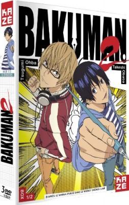"""Afficher """"Bakuman n° 2.1 Bakuman - Saisons 2 - Box 1/2"""""""