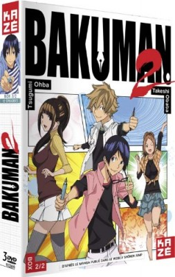 """Afficher """"Bakuman n° 2.2 Bakuman - Saisons 2 - Box 2/2"""""""