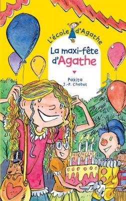 """Afficher """"L'Ecole d'Agathe n° 62 La maxi-fête d'Agathe"""""""