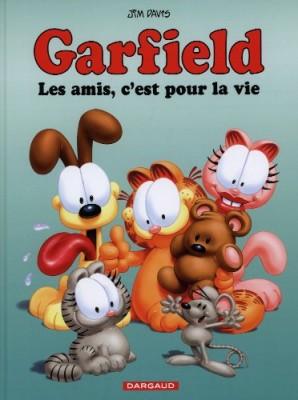 """Afficher """"Garfield n° 56 Les amis, c'est pour la vie"""""""