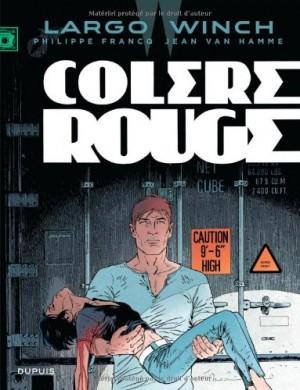 "Afficher ""Largo Winch n° 18 Colère rouge"""