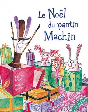 """Afficher """"Le Noël du pantin Machin"""""""