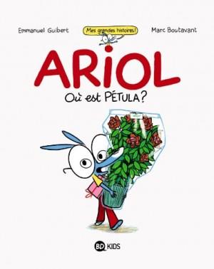 """Afficher """"Ariol Où est Pétula ?"""""""