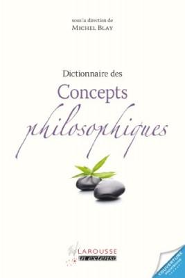 """Afficher """"Dictionnaire des concepts philosophiques"""""""