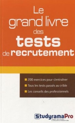 vignette de 'Le grand livre des tests de recrutement'