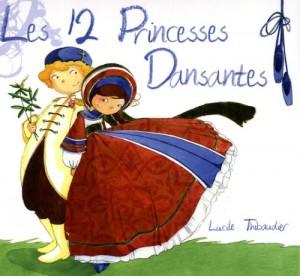"""Afficher """"Les 12 princesses dansantes"""""""