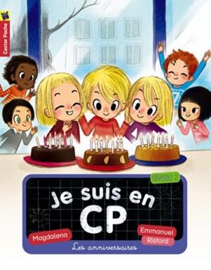 """Afficher """"Je suis en CP n° 10 Les anniversaires"""""""