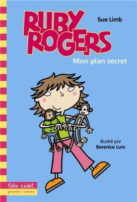 "Afficher ""Ruby Rogers n° 1 Mon plan secret"""