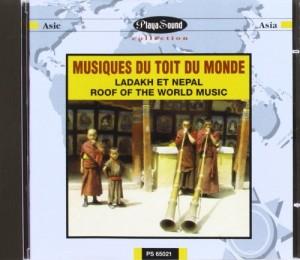 """Afficher """"Musiques du toit du monde : Ladakh et Népal (9 titres)"""""""