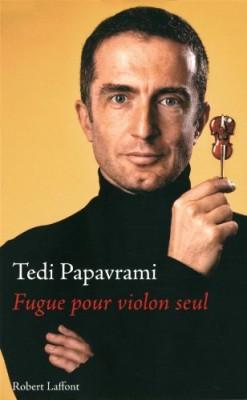 vignette de 'Fugue pour violon seul (Tedi Papavrami)'